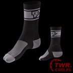 "Race Face Stage  Socks (7"")"